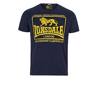 Lonsdale Men's T-Shirt Hounslow