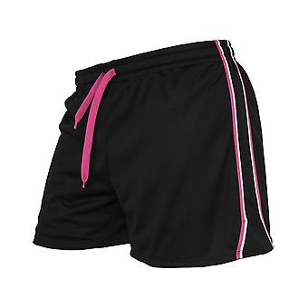 Urban classics ladies mesh short