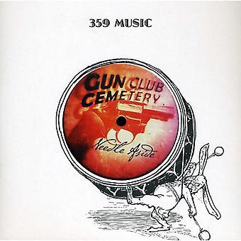 Gun Club Cemetery - Needle Aside 7 Inch Single [Vinyl] USA import