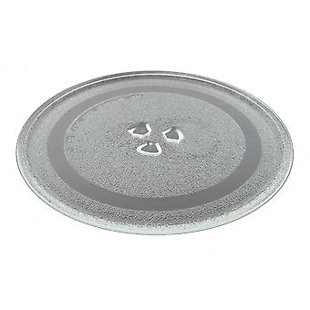 Microwave Turntable 245mm 9.5 Inches  3 Fixings Dishwasher Safe