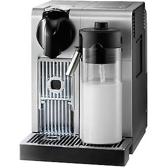 DeLonghi Latissima Pro EN 750.MB Capsule coffee machine Silver-black incl. milk jug, One Touch