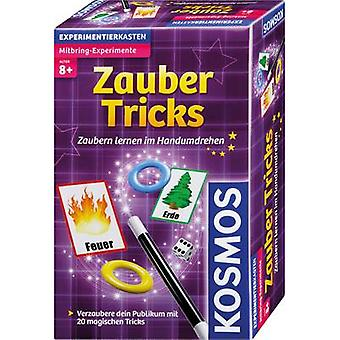 Learn magic tricks - conjure up in no time at all.