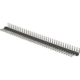 FCI Pin strip (standard) No. of rows: 2 Pins per row: 2 77317-112-04LF 1 pc(s)