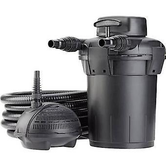 Pontec 50753 filtre défini clarificateur de bassin UVC incl.