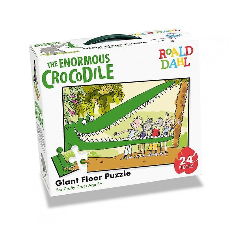 The Enormous Crocodile 24 Piece Giant Floor Puzzle