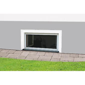 Rodent protection window 100 x 60 cm white