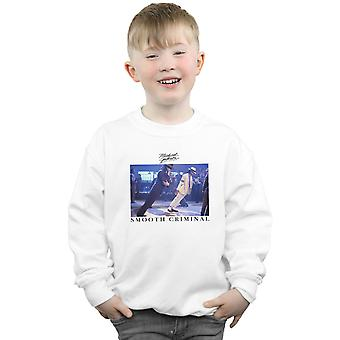 Michael Jackson Boys Smooth Criminal Lean Sweatshirt