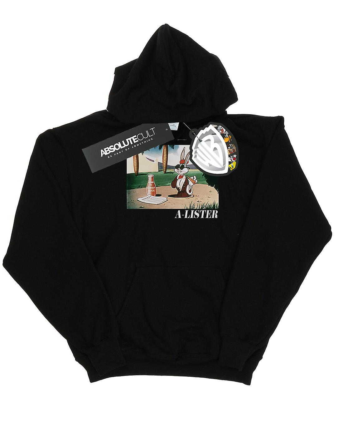 Looney Tunes Men's Bugs Bunny A-Lister Hoodie
