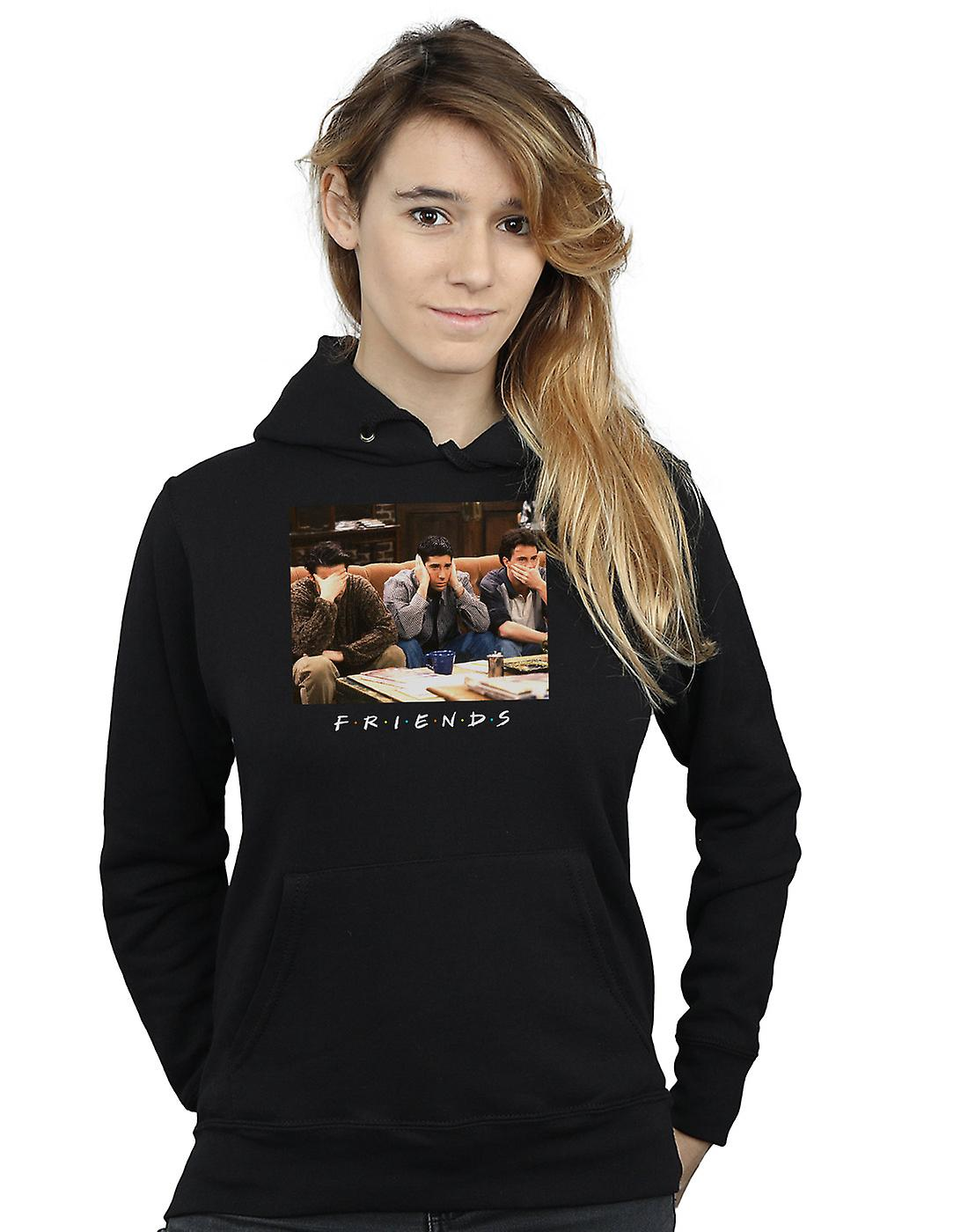 Friends Women's Three Wise Guys Hoodie