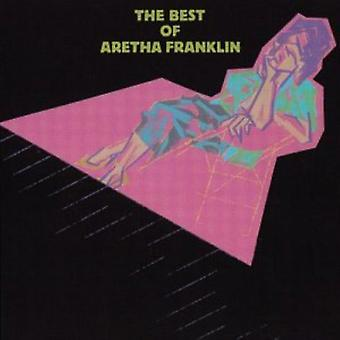 Aretha Franklin - Best of Aretha Franklin [CD] USA import