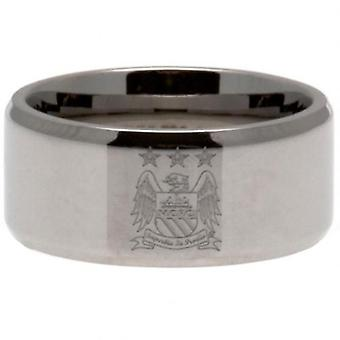 Manchester City Band Ring Large EC