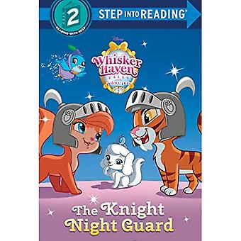 The Knight Night Guard (Disney Palace Pets: Whisker Haven Tales) (Step Into Reading: A Step 2 Book)