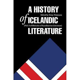 Eine Geschichte der isländischen Literatur, Vol. 5