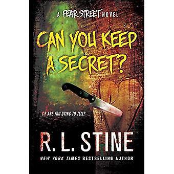 Você pode guardar um segredo?: um romance de rua do medo