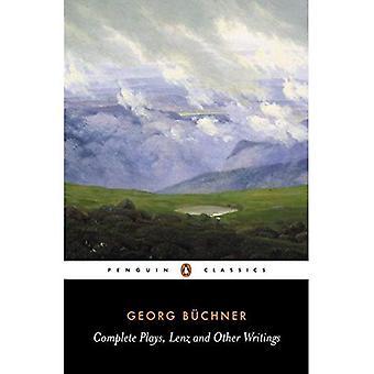 The Complete Plays: Danton's Death; Leonce and Lena; Woyzeck; Lenz; the Hessian Messenger; on Cranial Nerves; Selected Letters (Penguin Classics)