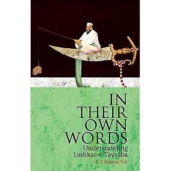 Med egna ord: Förståelse Lashkar-e-Lillans