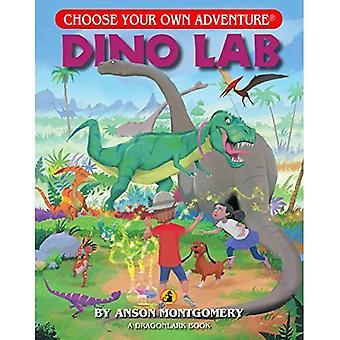 Dino Lab (Choose Your Own Adventure: Dragonlarks)