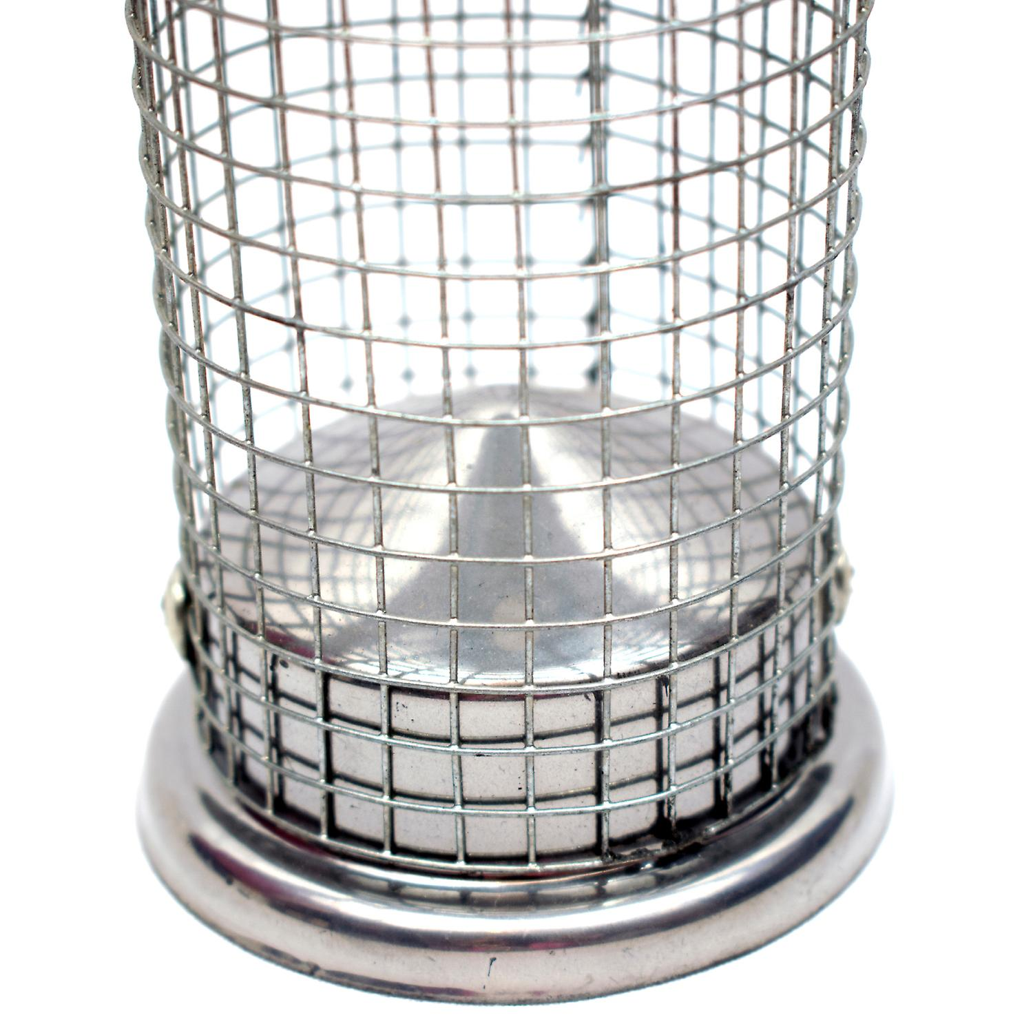 Nature's Market BF018 Small Galvanised Metal Wire 20cm 8