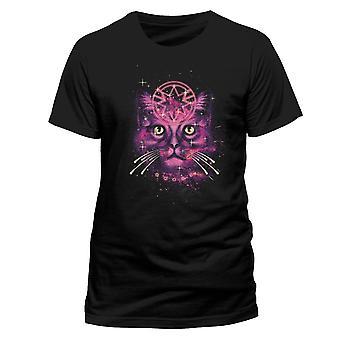 Oca di Marvel t-shirt Capitan Marvel al neon gatto