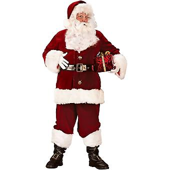 Perfect Santa Adult Costume