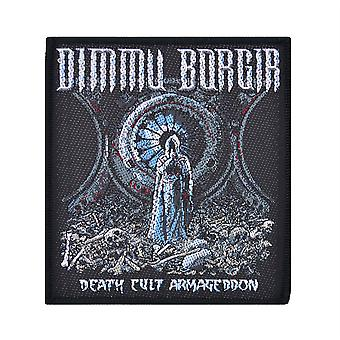 Dimmu Borgir-Death Cult Armageddon kudottu Patch