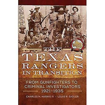 Los Rangers de Texas en transición: de Gunfighters a investigadores criminales, 1921-1935
