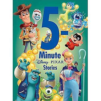 5-minuten Disney * Pixar Stories (5-minuten verhalen)
