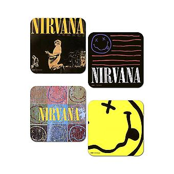 Nirvana Mix Coaster Set