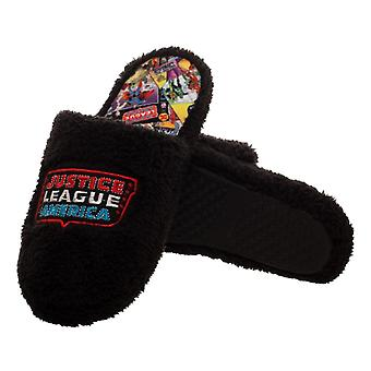 DC Comics Justice League Adult Mule Slippers