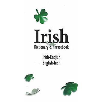 Irish Dictionary and Phrasebook - Irish-English/English-Irish - 978087