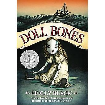 Doll Bones by Holly Black - Eliza Wheeler - 9781416963981 Book