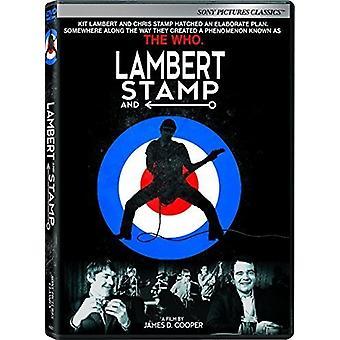 Lambert & leima [DVD] USA tuonti