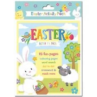 Easter Activity Pack - 16 Pages