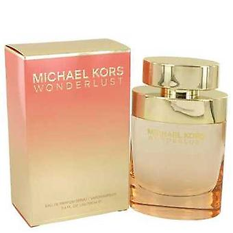 Michael Kors Wonderlust door Michael Kors Eau de parfum spray 3,4 oz (vrouwen) V728-534789