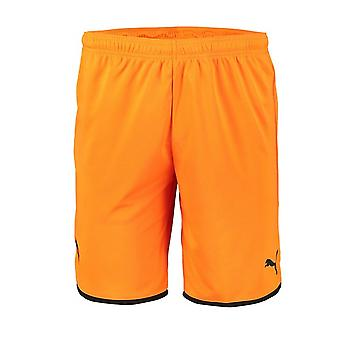 2019-2020 Valencia Away Puma Shorts (Orange)