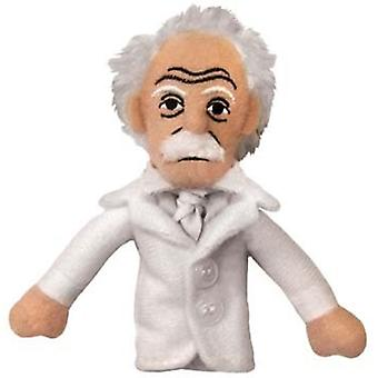 Finger Puppet - UPG - Mark Twain Mini Soft Plush Doll New 628