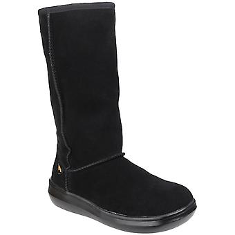 Rocket Dog Womens Sugardaddy Pull on Boot Black