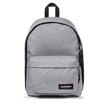 Eastpak Out Of Office - Casual Unisex Backpack ? Adult - Grey (Sunday Grey) - 27 liters - One Size (44 centimeters)