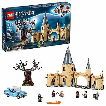 LEGO, Harry Potter-The Whipping willow tree at Hogwarts