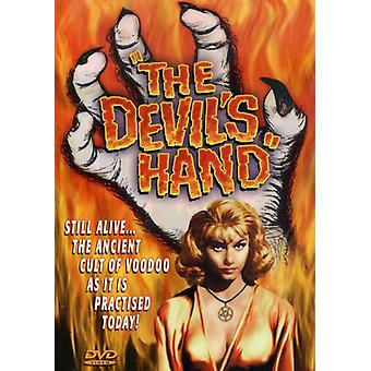Devil's Hand [DVD] USA import