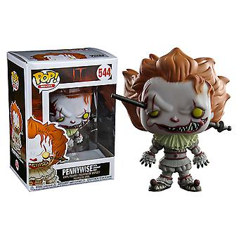 It (2017) Pennywise with Wrought Iron US Pop! Vinyl