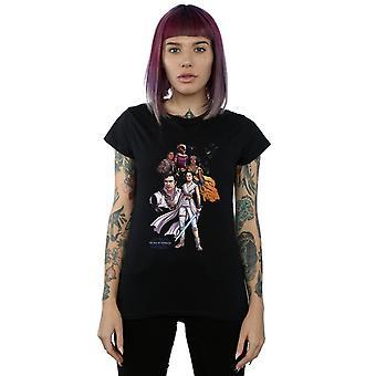 Star Wars der Aufstieg der Skywalker Widerstand Illustration Frauen's T-Shirt