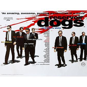 Reservoir Dogs (Reprint) Reprint Poster