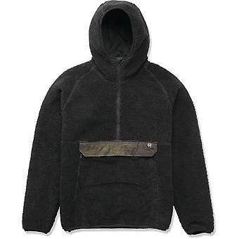 Etnies ETA Coda Sherpa Mid Layer Fleece in Black