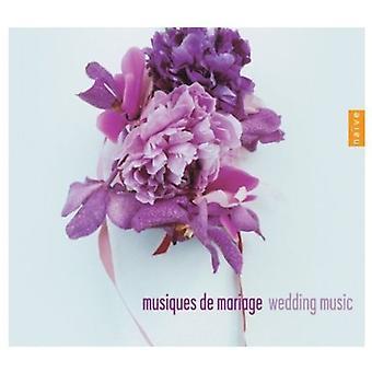 Wedding Music - Musiques De Mariage (Wedding Music) [CD] USA import