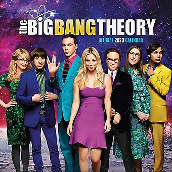The Big Bang Theory 2020 Calendar