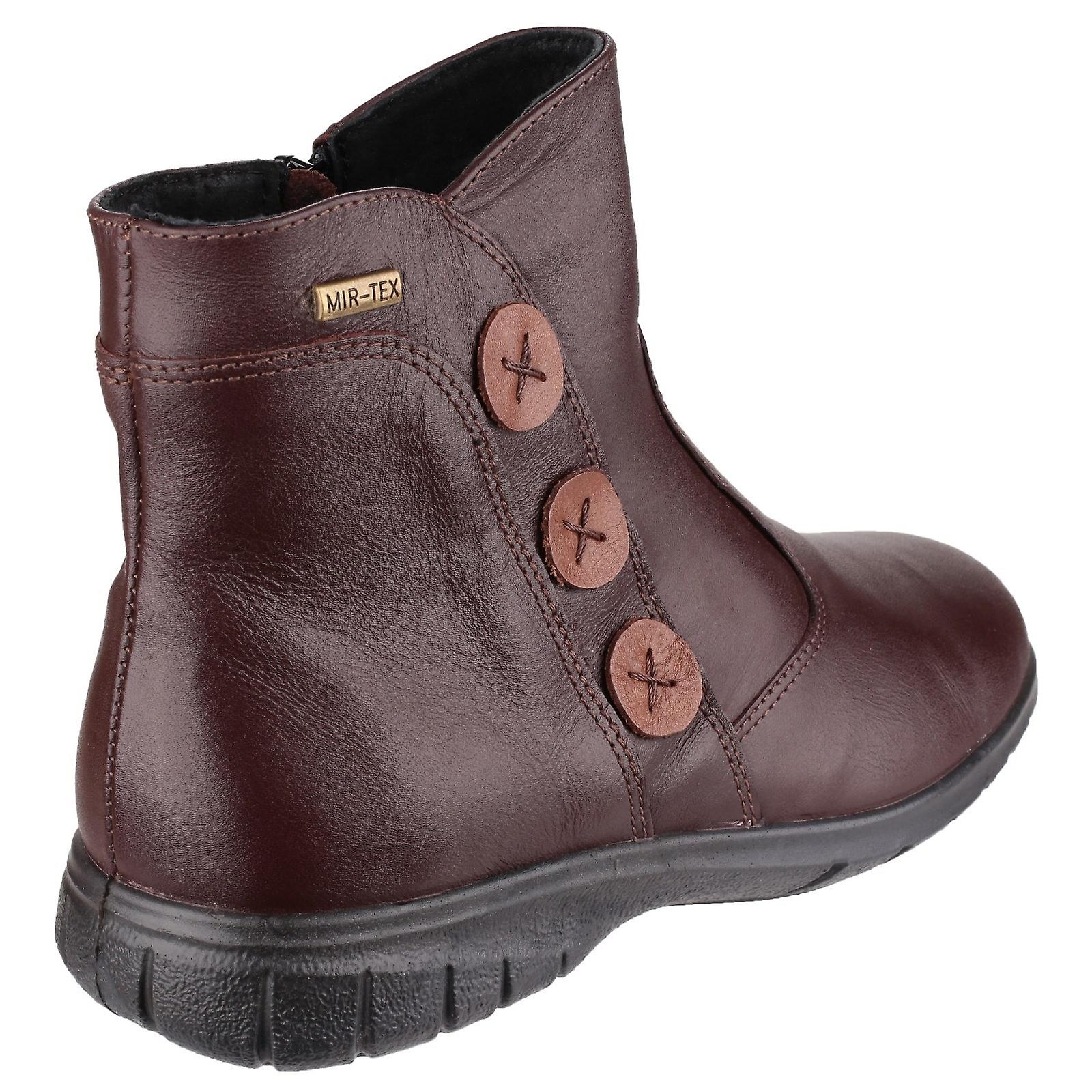 Cotswold Dowdswell Leather Ladies Ankle Boot