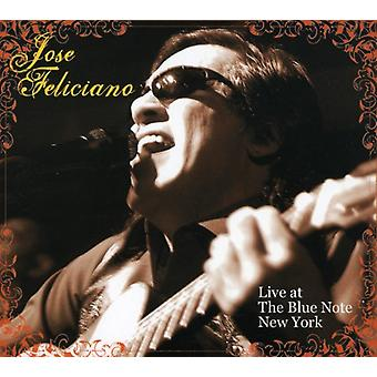 Jose Feliciano - Live at the Blue Note New York [CD] USA import