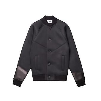 Veste Csb London Union Bomber Noir