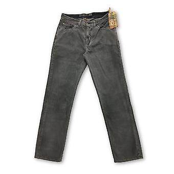 Tailor Vintage cord jeans in grey cotton